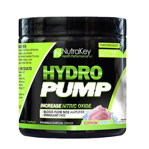 Hydro Pump - Tiger Fitness
