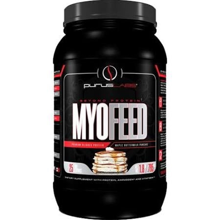 Purus Labs MyoFeed 1.8lbs - Mom's Strawberry Milkshake