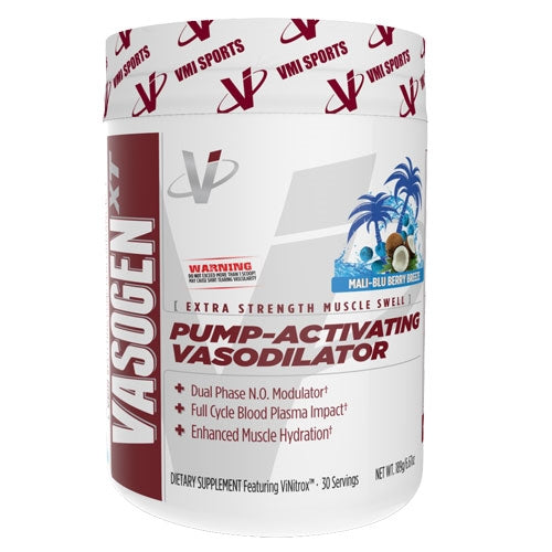 VMI Sports Vasogen XT - 30 Servings - Tigers Blood