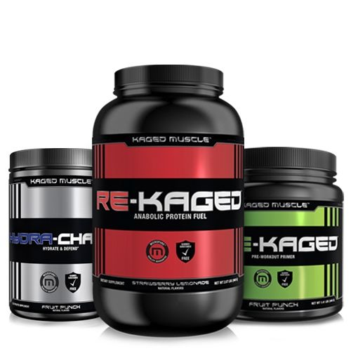 Kaged Muscle Stack 2