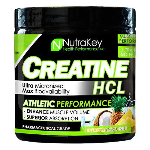 Creatine HCL - Tiger Fitness