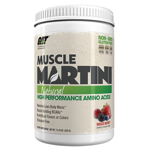 Muscle Martini Natural 30 serving - Watermelon