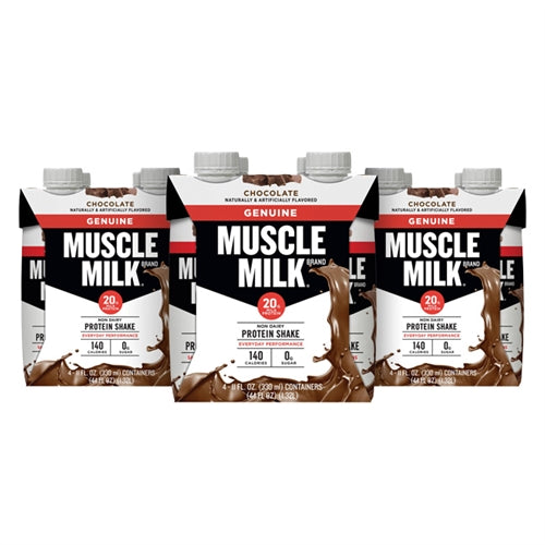 CytoSport Muscle Milk RTD 11fl Oz/Case of 12 - Vanilla Creme