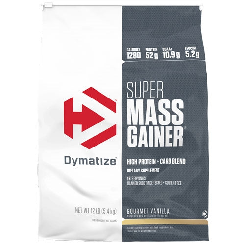 Super Mass Gainer - Tiger Fitness