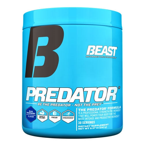Beast Sports Predator 30 Servings - Pink Lemonade