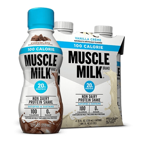 CytoSport Muscle Milk 100 Calorie RTD Case of 12 - Vanilla