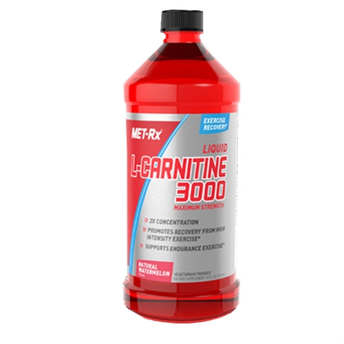 L-Carnitine 3000 31 Servings - Natural Watermelon