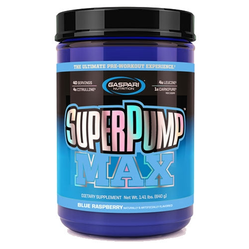 SuperPump Max 40 Servings - Watermelon