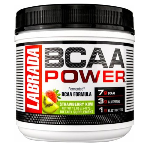 Labrada BCAA Power 30 Servings - Strawberry Kiwi