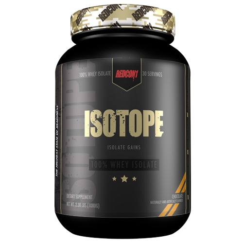 Isotope 30 Servings - Vanilla