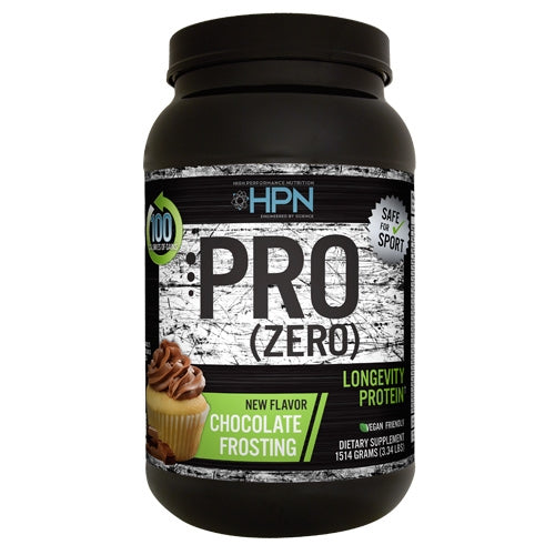 HPN Pro Zero 50 Servings - Strawberry Jam