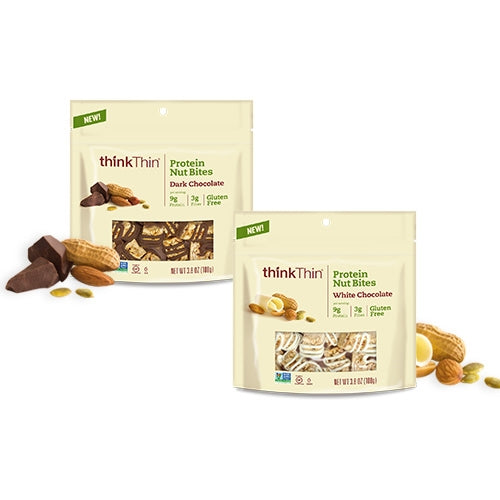 Protein Bites 3.8oz - White Chocolate