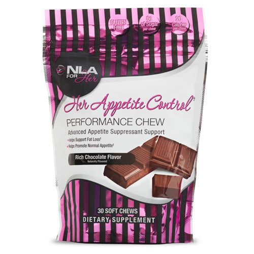 NLA For Her Her Appetite Control 30 Soft Chews - Chocolate
