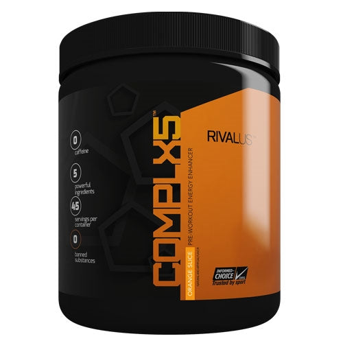 Complx5 45 Servings - Orange