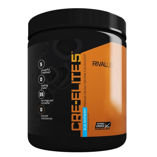 Cre-Elite5 35 Servings - Orange