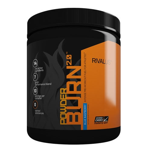 Powder Burn 2.0 10 Servings - Punch