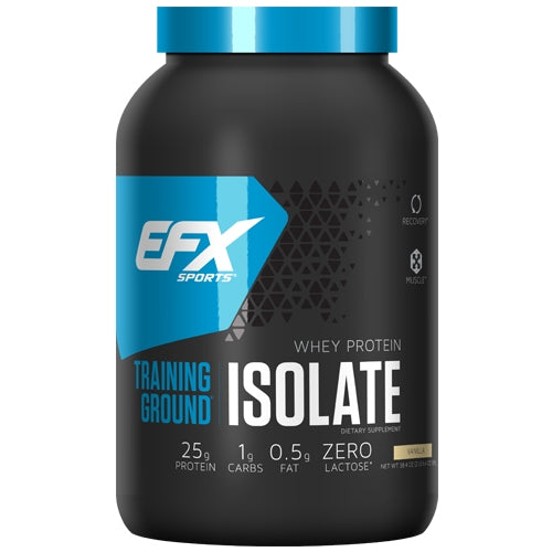 Training Ground Isolate 2.4lbs - Vanilla