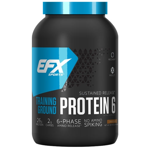 Training Ground Protein 6 2.4lbs - Vanilla