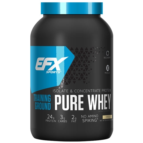 Training Ground Pure Whey 2.4lbs - Vanilla