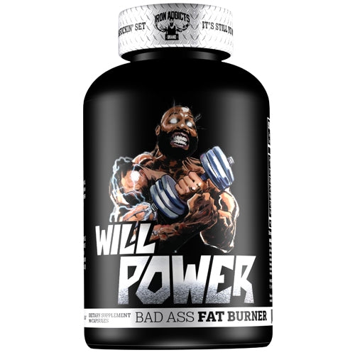 Will Power 60 Capsules