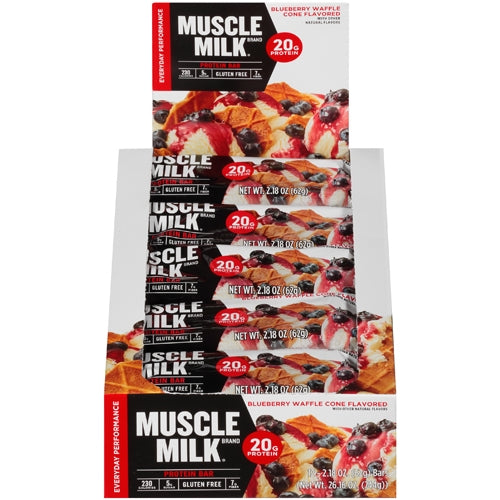Protein Bars Red Series Box of 12 - Salted Caramel