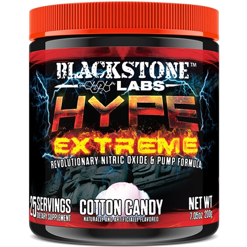 Hype Extreme 25 Servings - Fruit Punch