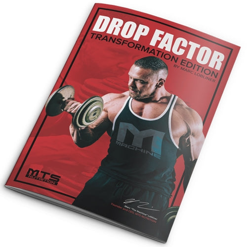 Drop Factor Book Transformation Edition - Tiger Fitness