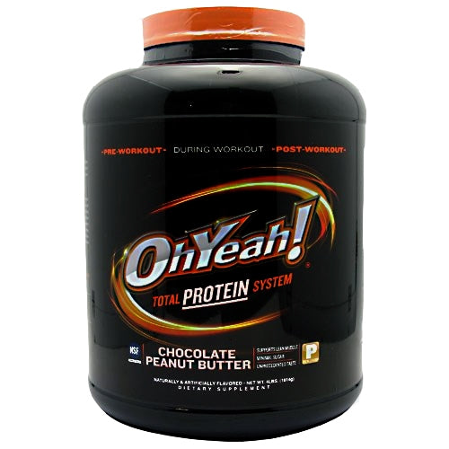 Oh Yeah! Total Protein System 4lbs  - Vanilla