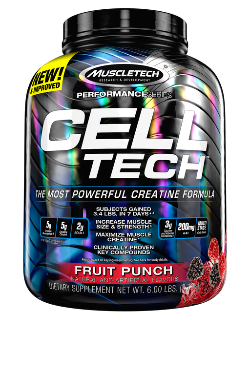Cell Tech - Tiger Fitness