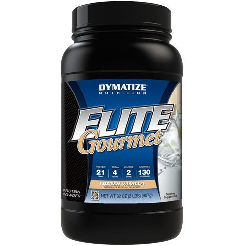 Elite Gourmet Protein Powder 2lb  - Swiss Chocolate