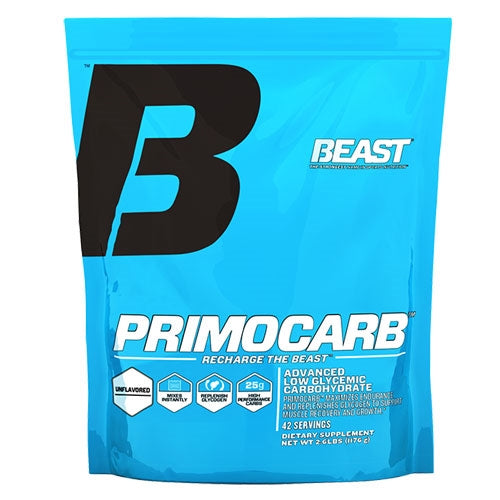 Beast Primocarb 2.6lbs. - Unflavored