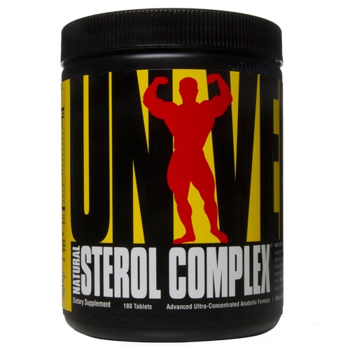 Natural Sterol Complex - Tiger Fitness
