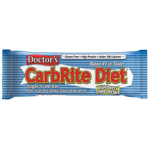Doctor's CarbRite Diet Bars box of 12 - Toasted Coconut