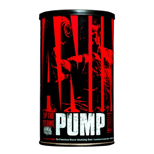Animal Pump - Tiger Fitness
