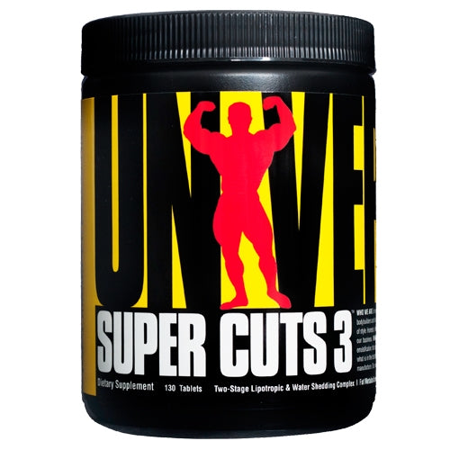 Super Cuts 3 130 Tablets