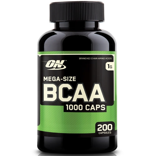 ON BCAA 1000 200 Capsules