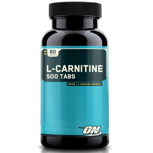ON L-Carnitine 60 Tablets