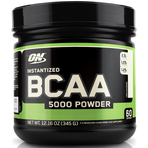 ON Instantized BCAA 5000mg - Tiger Fitness