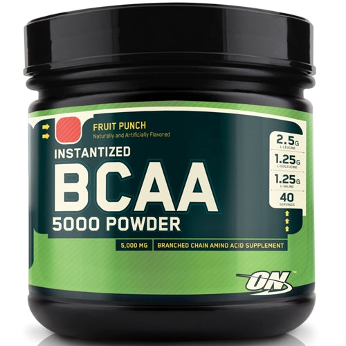 ON Instantized BCAA Powder, 40 serving - Orange