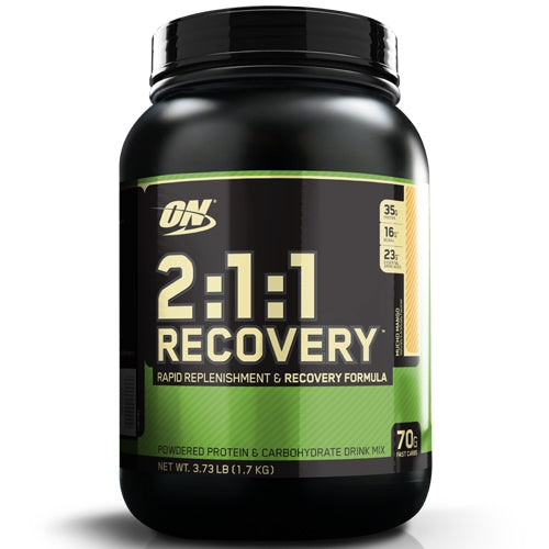 ON 2:1:1 Recovery 3.73 Lbs. - Very Vanilla