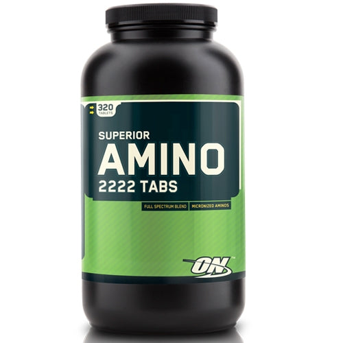 ON Superior Amino 2222 320 Tablets