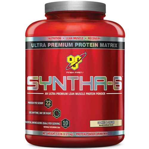 Syntha 6 5lbs - Vanilla Ice Cream