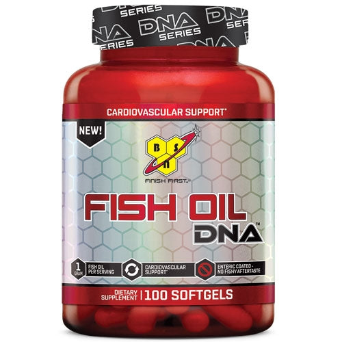 Fish Oil DNA 100 Softgels