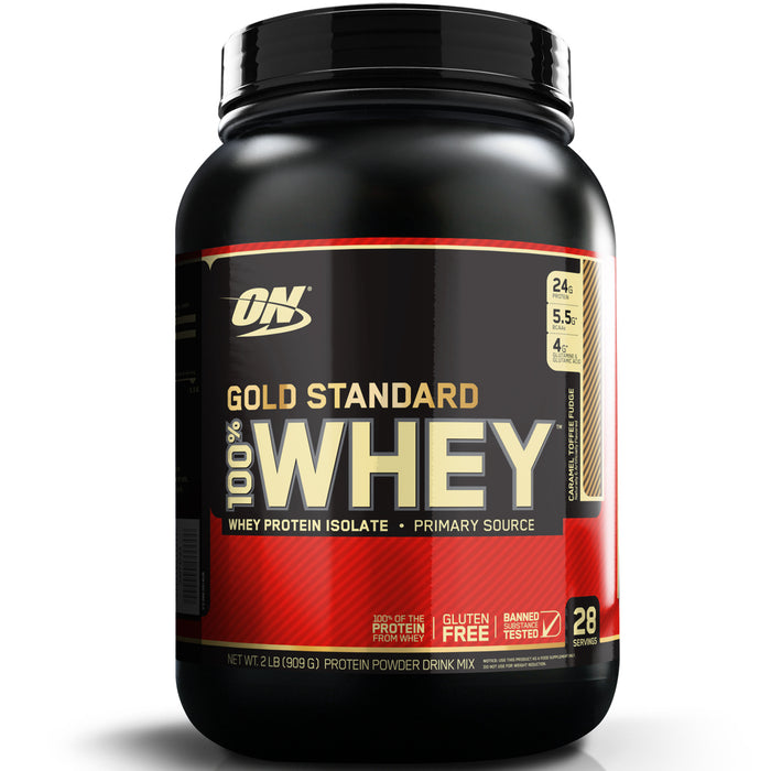 ON Gold Standard 100% Whey Protein - Tiger Fitness