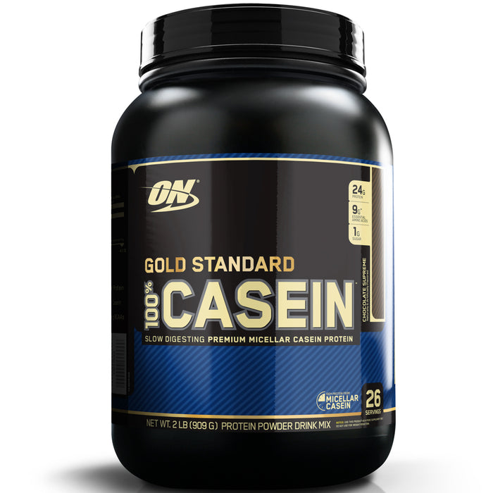 ON Gold Standard 100% Casein 2lb. - Chocolate Supreme