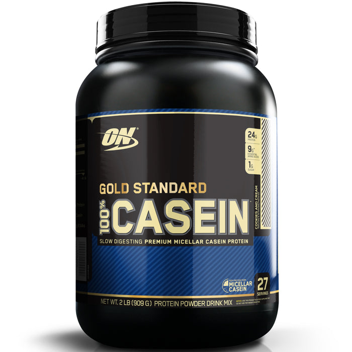 ON Gold Standard 100% Casein 2lb. - Cookies & Cream
