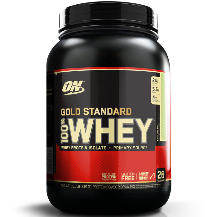 ON Gold Standard 100% Whey Protein 2lb - Key Lime Pie