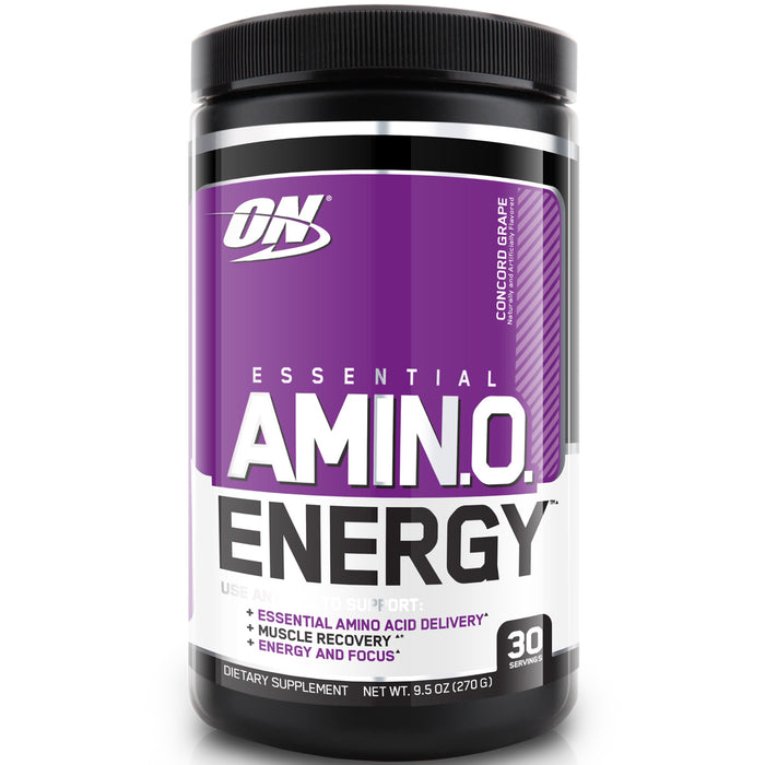 ON Essential Amino Energy 30 Serving - Grape
