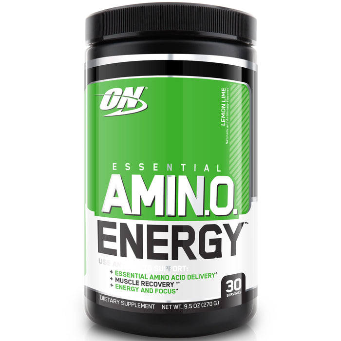 ON Essential Amino Energy 30 Serving - Lemon Lime
