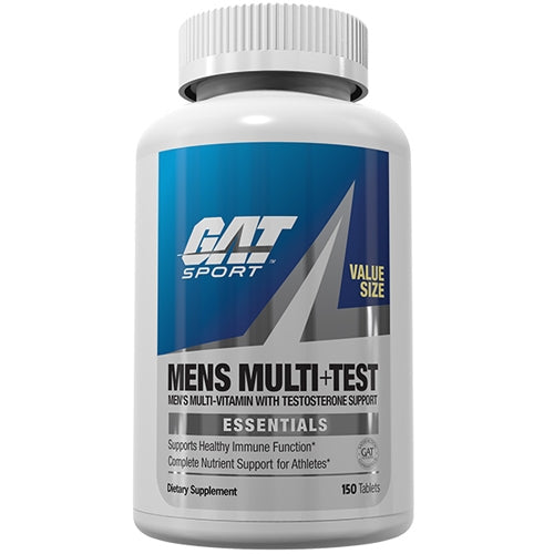 GAT Sport Mens Multi + Test 150 Tablets